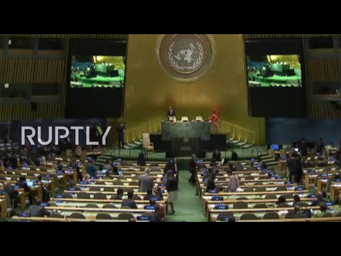 LIVE: World leaders take part in UNGA morning session: day 2