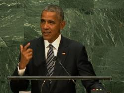 Obama Delivers Final Address to UN Gen. Assembly