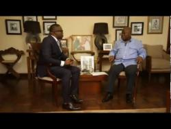 GOOD EVENING GHANA  -  EXCLUSIVE WITH  NANA AKUFO ADDO - 22 /12/ 2015