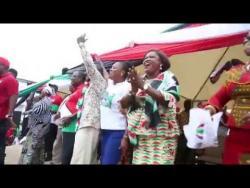 John Mahama 2016 Campaign, Central Region (2)