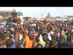 John Mahama 2016 Campaign, Central Region (3)